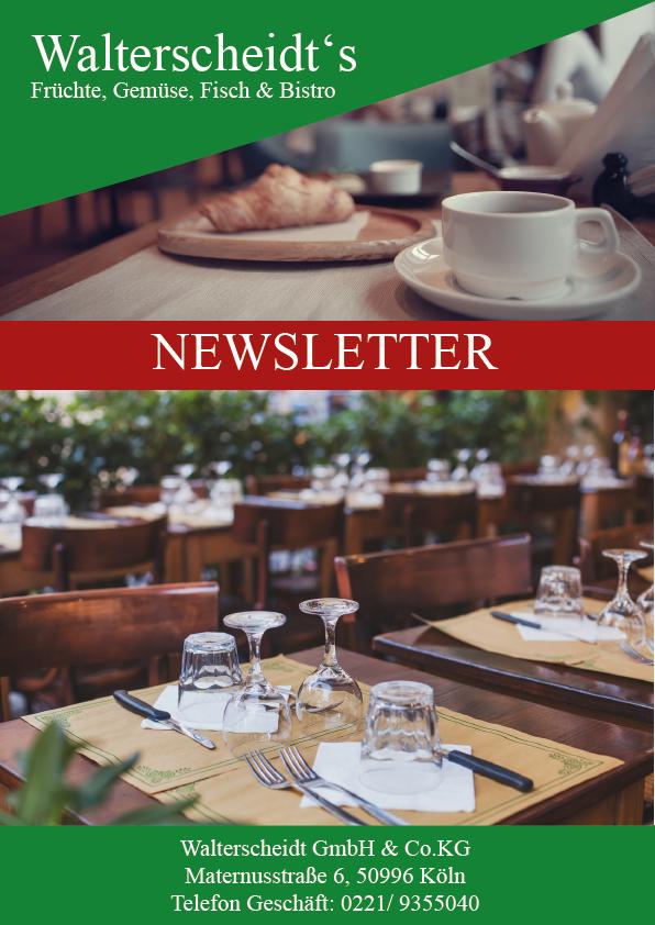 Walterscheidt Newsletter