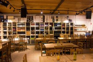 Bistro Verde - Weinauswahl